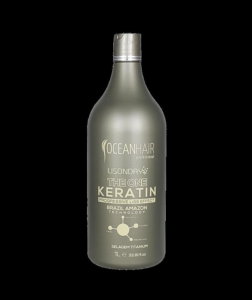 Imagem de OceanHair - The One Keratin - Selagem Titanium - 1L