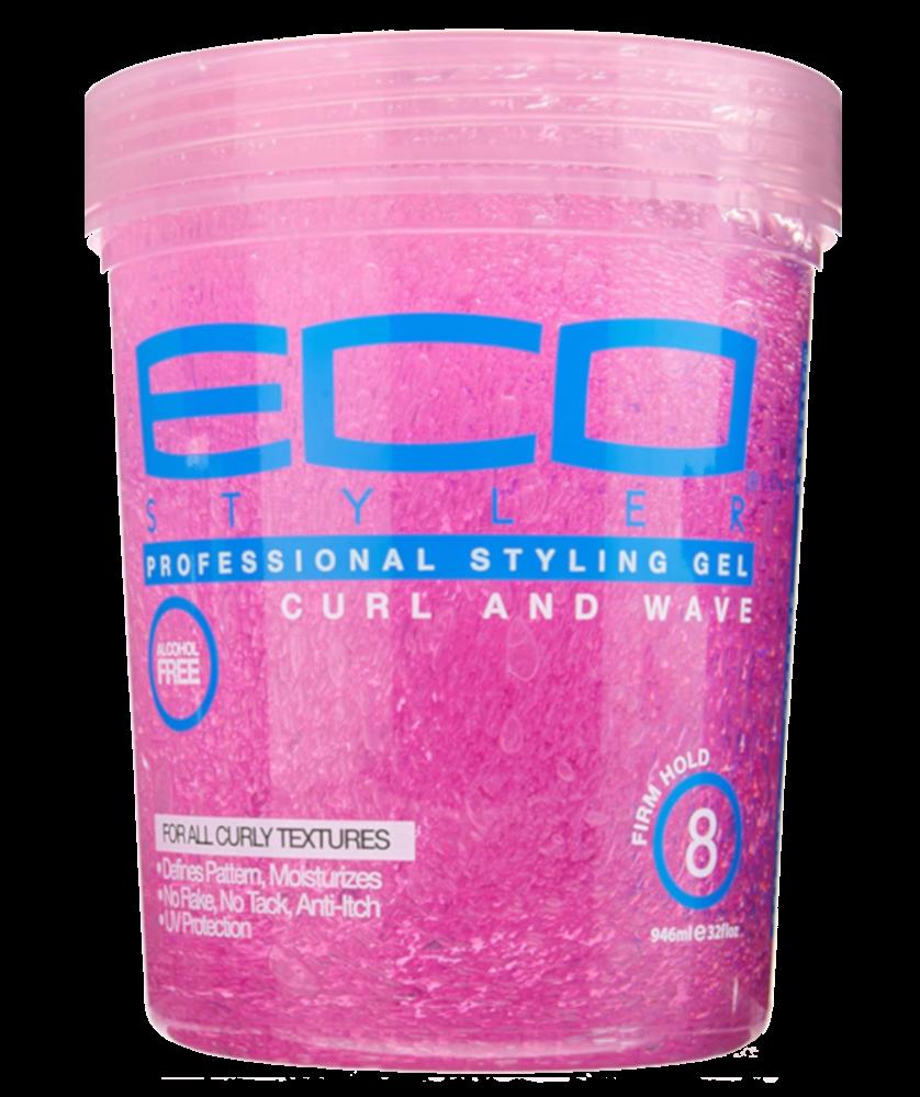 Imagem de Eco Styler Curl & Wave Pink Gel 946ml