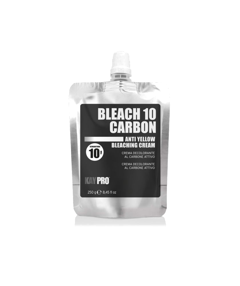 Imagem de Creme Descolorante Vegan Kaypro Toning Carbon 250g