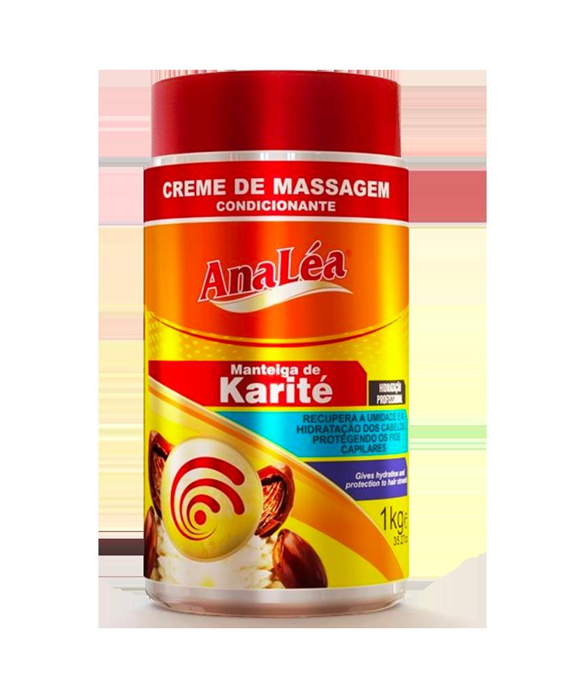 Imagem de  Analéa - Máscara Manteiga de Karite - 1kg