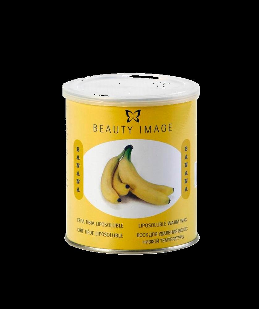 Imagem de Beauty Image - Cera Lata Banana 400g