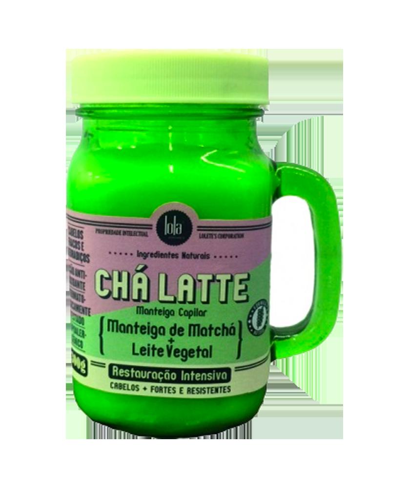 Imagem de Lola - Chá Latte Manteiga de Matchá + Leite Vegetal 300gr
