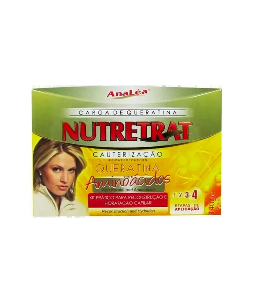 Imagem de  Analéa - Kit de Cauterização Carga de Queratina + Aminoácidos
