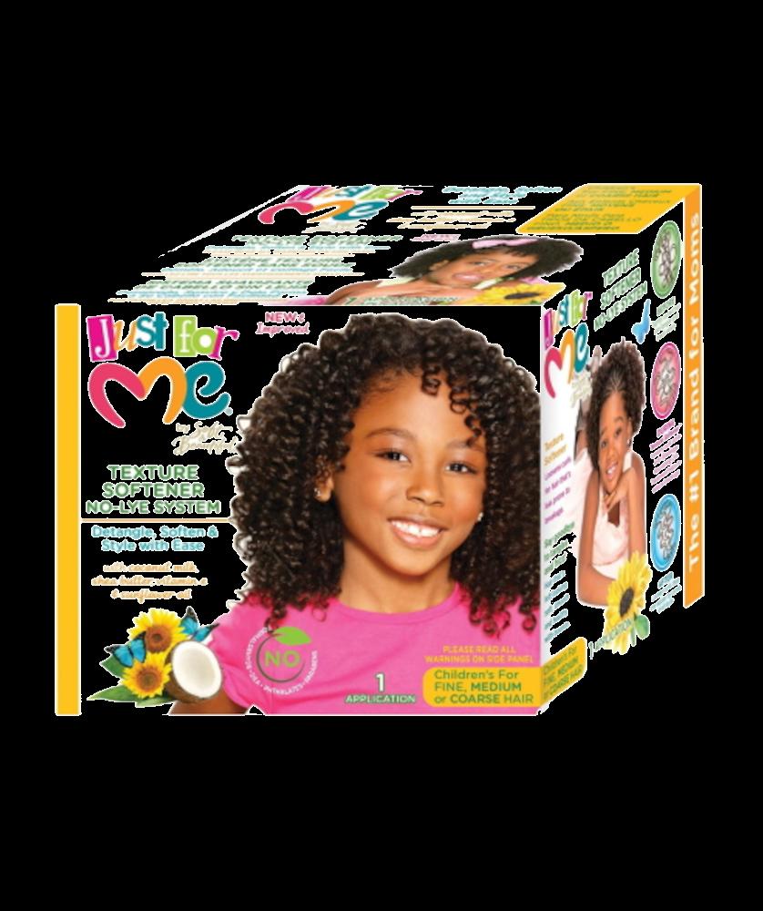Imagem de Just For Me Texture Softener Kit - 540g